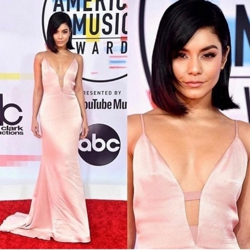 Vanessa Hudgens at the AMAs