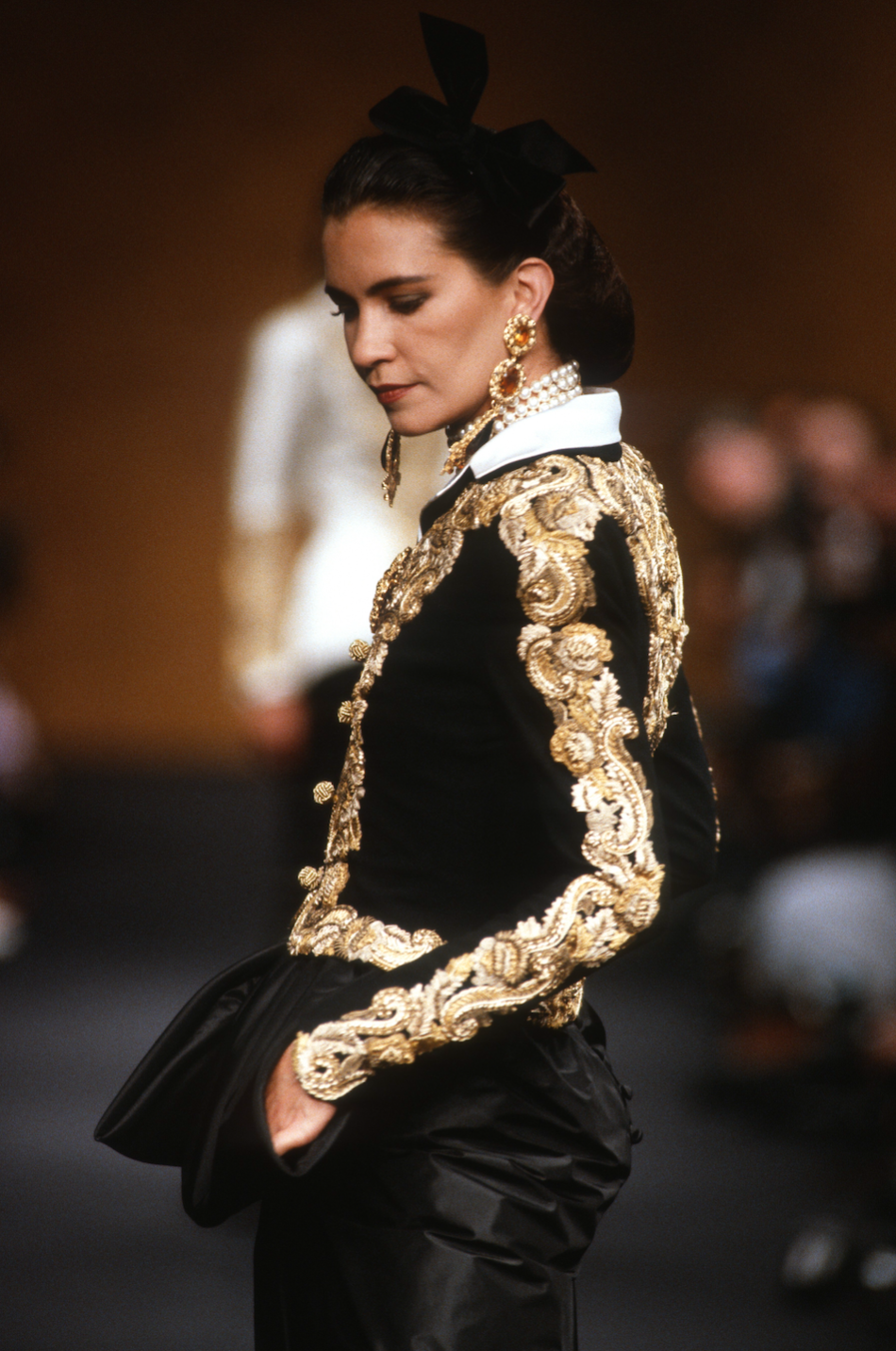 Chanel Couture 1989
