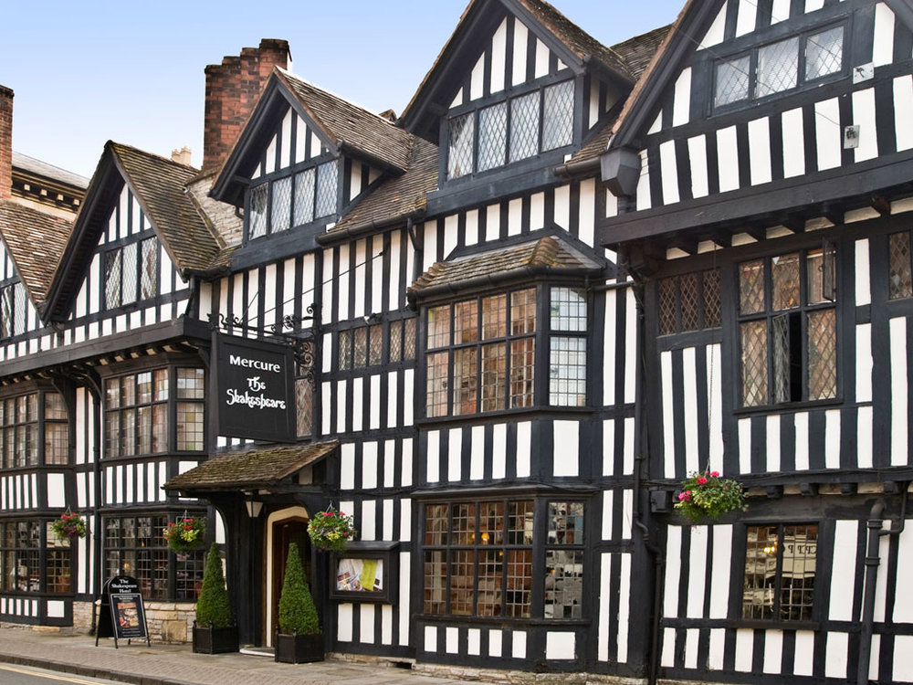 The Shakespeare hotel in stratford-upon-avon, Uk