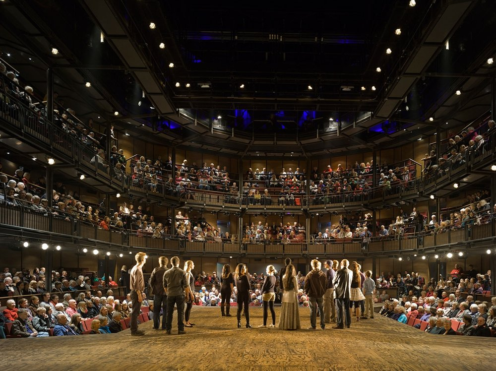 The Royal Shakespeare Company, Stratford-upon-avon