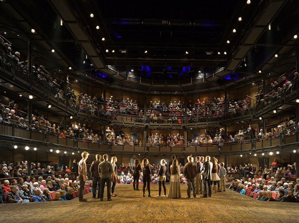 The Royal Shakespeare Company, Stratford-upon-avon