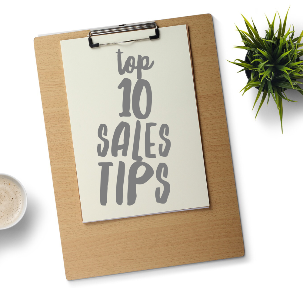 Top 10 Jewelry Selling Tips