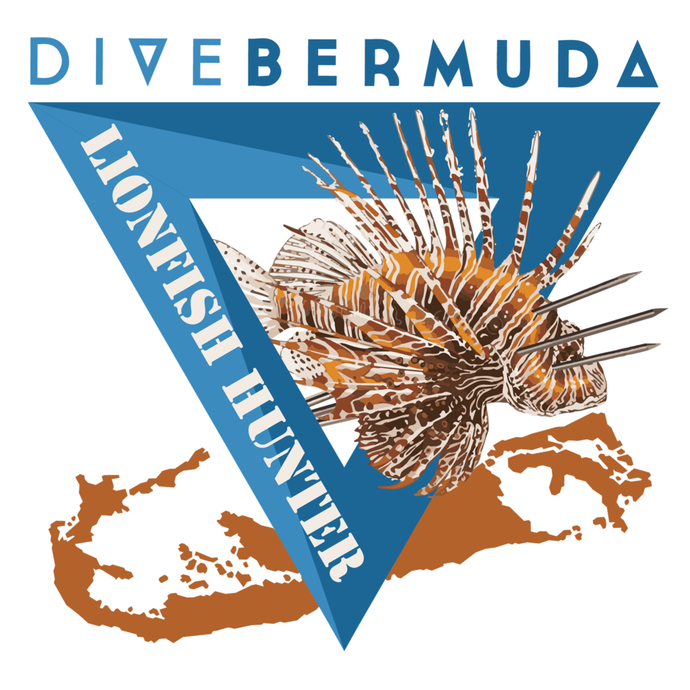 Dive Bermuda Grotto Bay Resort Bermuda Invasive Lionfish Hunter Culling PAD.png