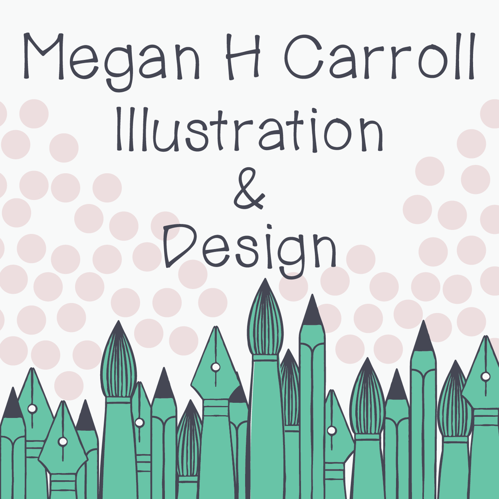 Megan H Carroll Illustration & Design
