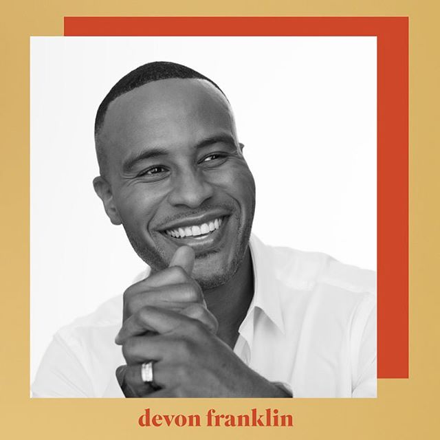 "We are SO EXCITED to have the one and ONLY @devonfranklin at #TheWKND19 - DeVon is an award-winning film & TV producer, best-selling author, renowned preacher, and spiritual success coach. Hailed as one of the ""Top 10 Producers to Watch"" and ""Top 100 Influential African-Americans in America"" by Variety Magazine and Ebony Magazine, Franklin has become a force in the media as well as a leading authority on faith, spiritual wellness, and personal development. Order your tickets now for #TheWKND19 you won't regret it!"