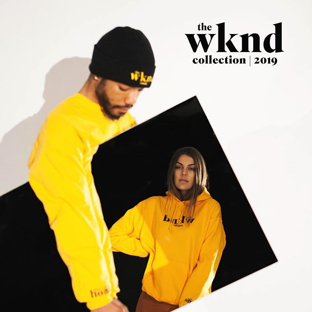The WKND Collection will be AVAILABLE at #TheWKND19 - Don't miss out! Register TODAY!