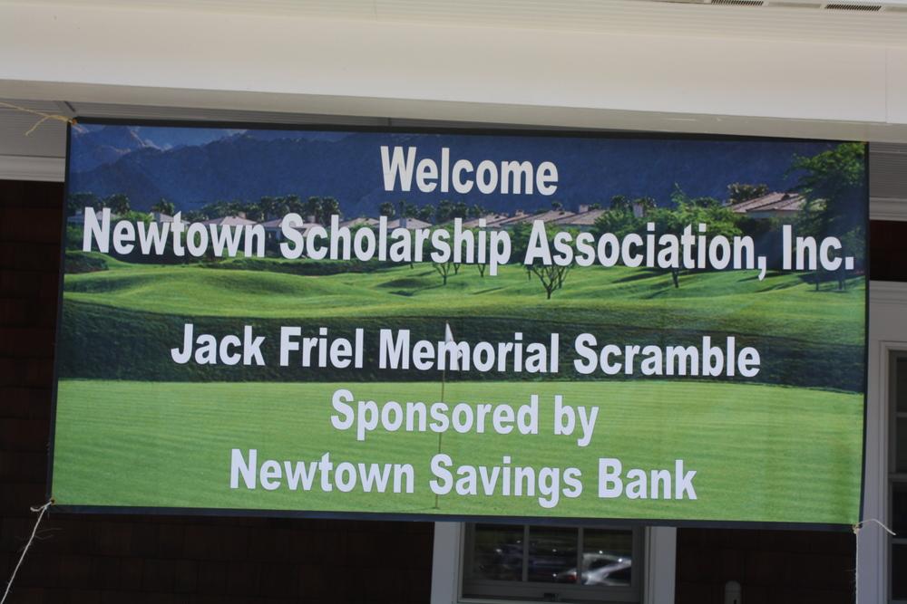NSA Jack Friel signage.JPG