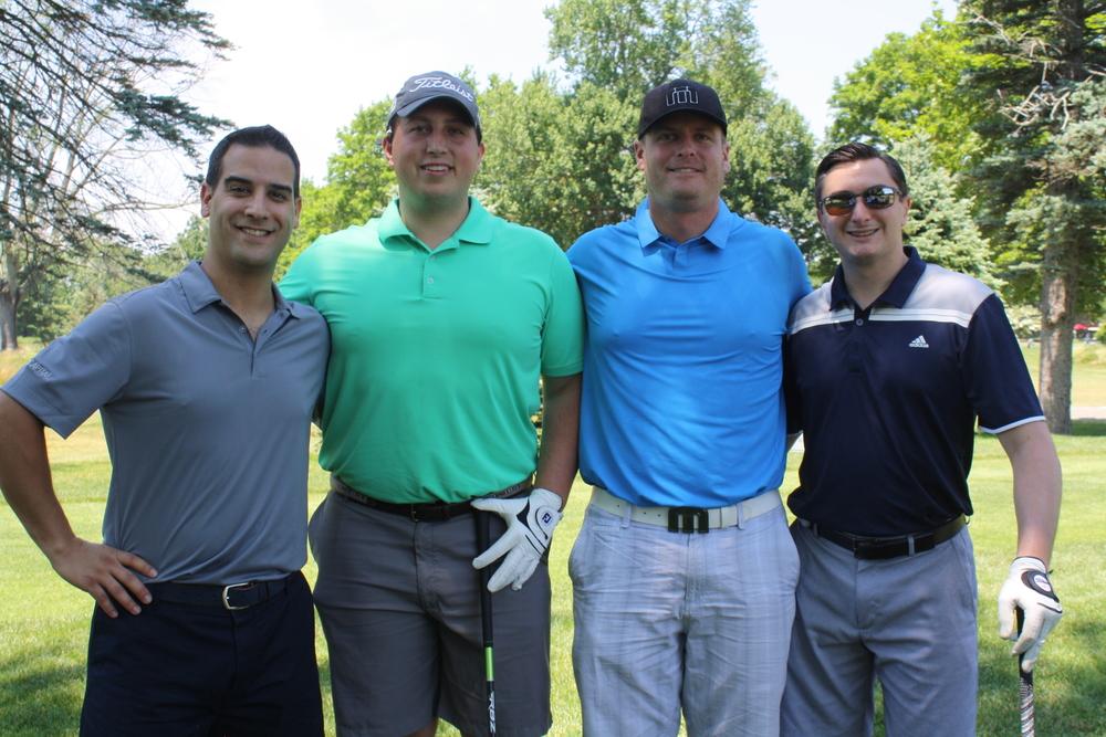 5 Michael Davila, Lance Lichorat, Matt Roma, Corey Miller.JPG