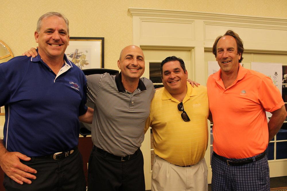 Tim O'Connell, George Trudell, Gary Michael Jr, Bob Gleason.jpg
