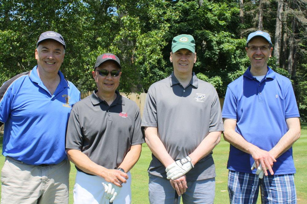 6 RRCC Mike Maturo, Bill Mok, Tim Carlson, Steve Davies.JPG