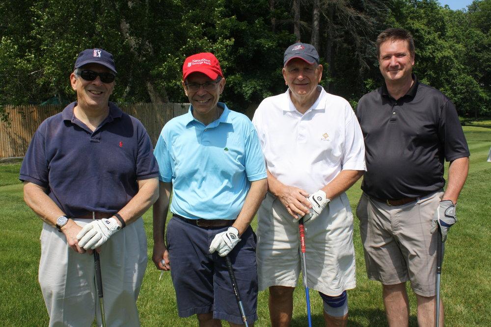 3 RRCC Ken Weinstein, Tony Giobbi, John Madzula, Doug Rose.JPG