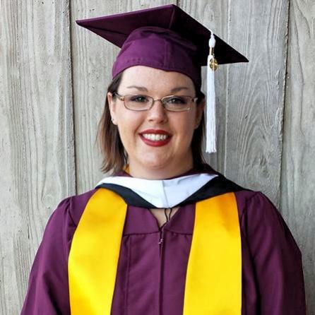 Abigail Oakley MA Graduation
