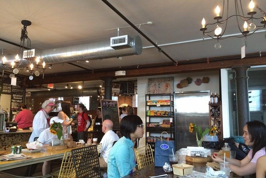 Mohr & McPherson Cafe
