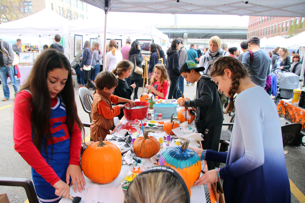 Spooktacular at SoWa