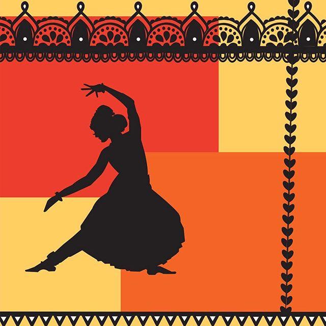 This piece is inspired by De Stijl artist Mondrian & Indian classic dance Bharatanatyam (🔗 for print in bio) #fbf #vectorart #vectorillustrator #illustrator #illustration #artprint #society6 #graphicdesign #destijl #squares #mondrian #minimalism #simplicity #hennadesign #bharatanatyamdancer  #classicalindiandance #redyelloworange