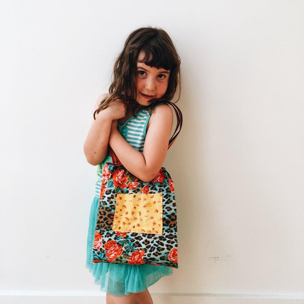 Freya's Tote Bag
