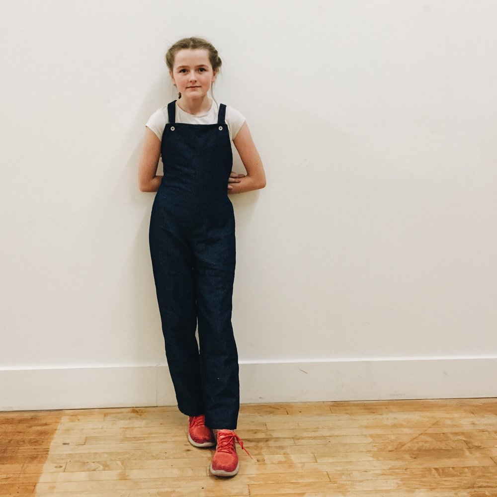 Kate's jumpsuit overalls