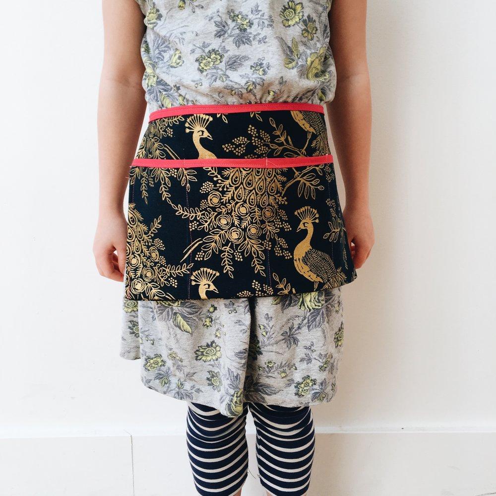 Julia's tool apron