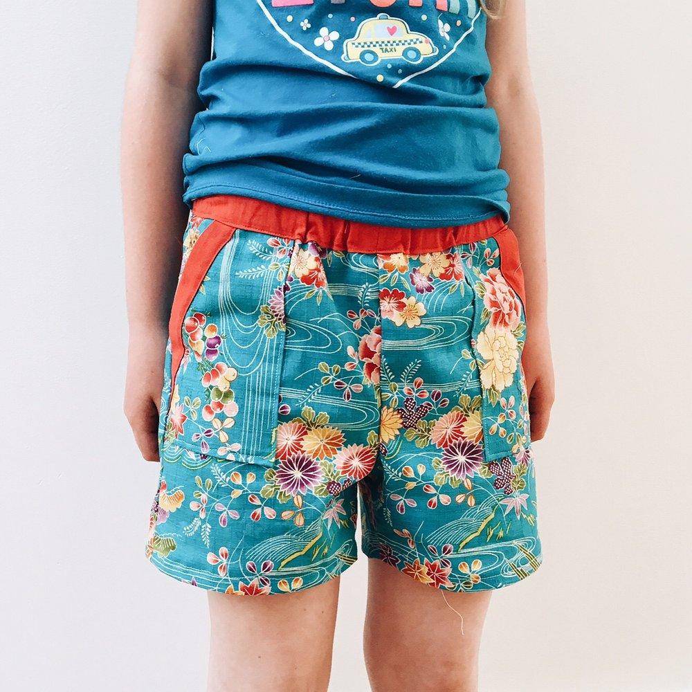 Caroline's shorts