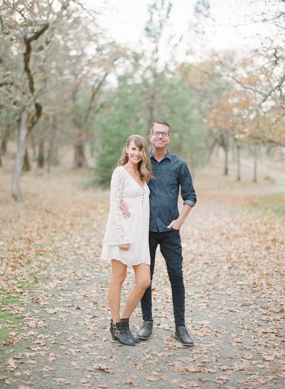 Peter-John and Amanda