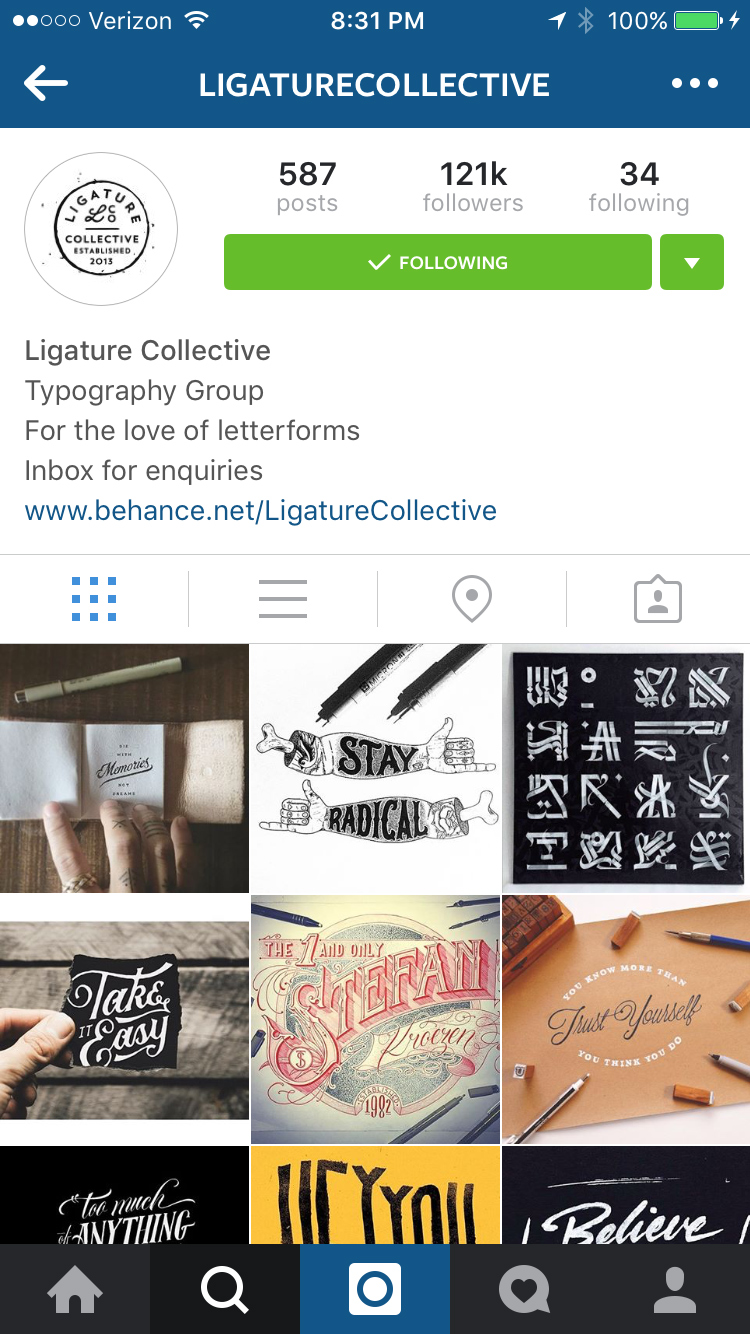 @ligaturecollective