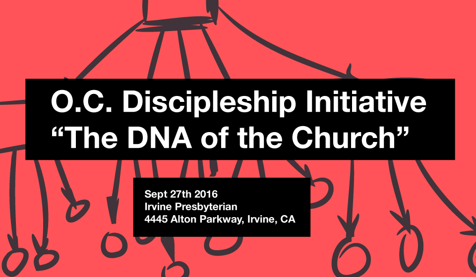 Pacific Pointe Church OC Church DNA Flier