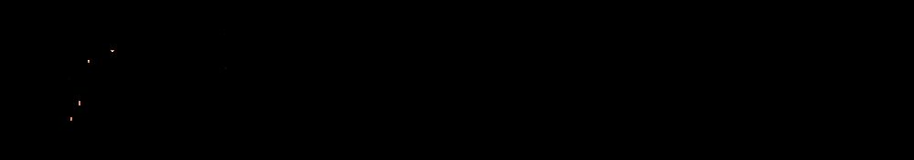 the 4our design breakfast identity logo horizontal black