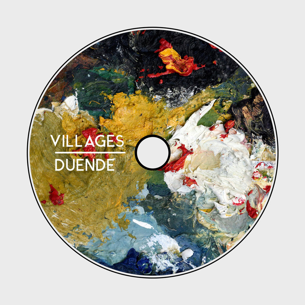 Villages Duende album art cd