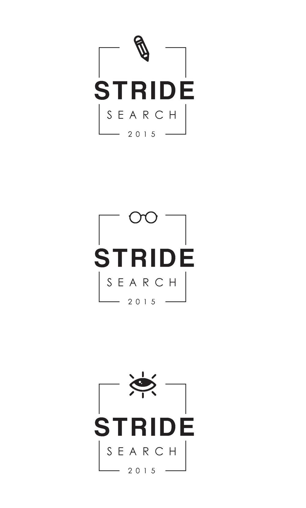 stride search concept 2 art