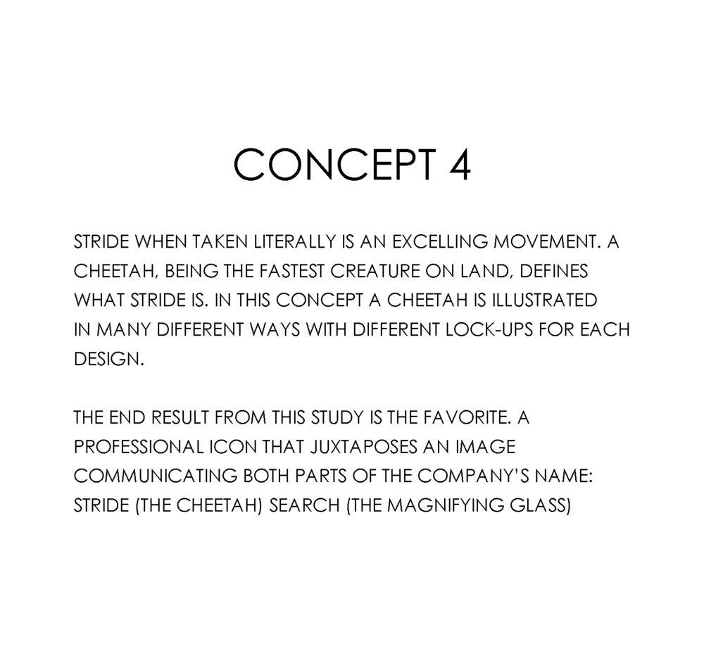 stride search concept 4 cheetah