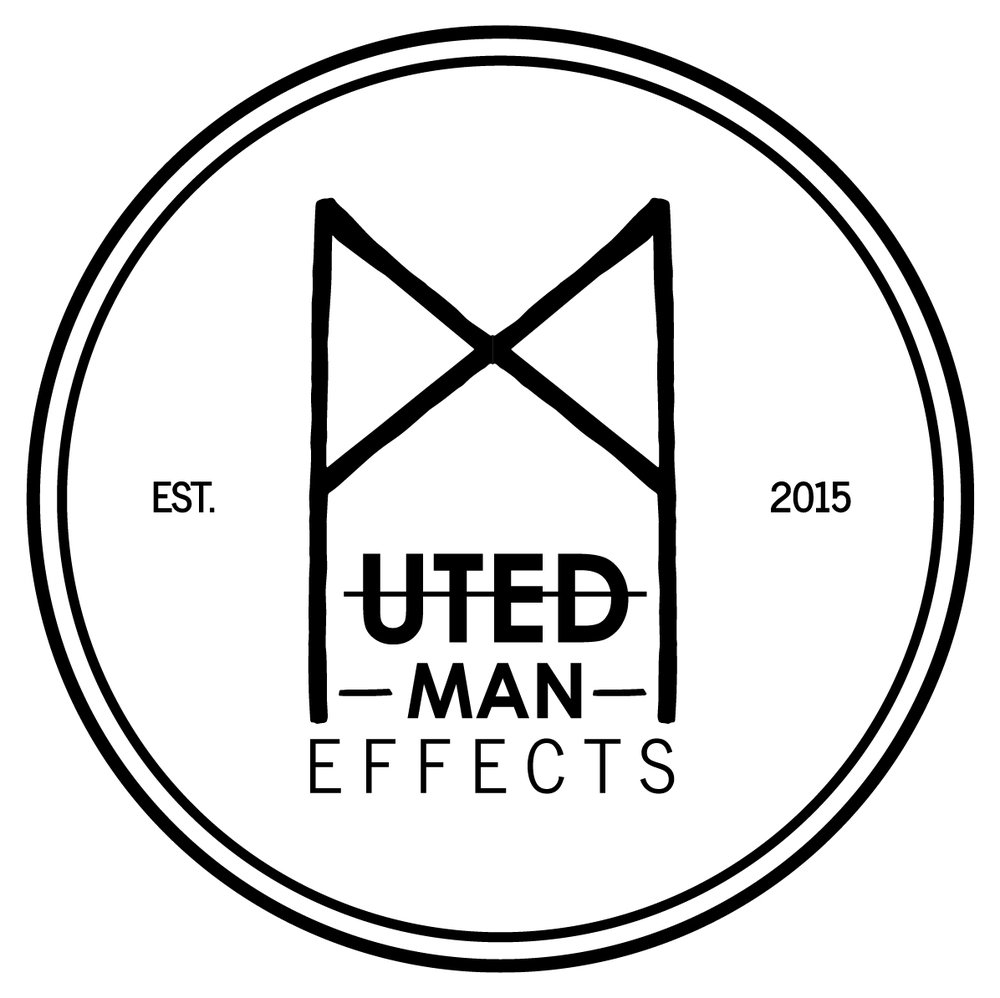 Muted Man Effects Logo