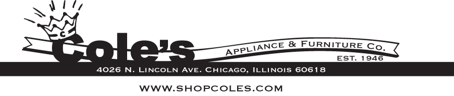 Cole's Appliance and Furniture Co.