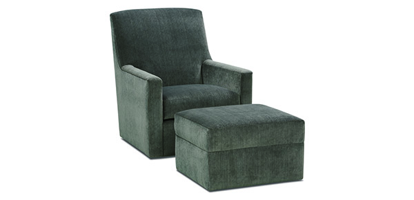 Owen Swivel Glider Chair