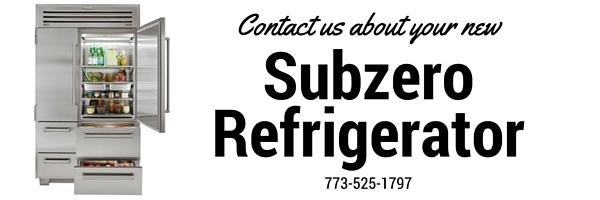 Subzero Wolf Refrigeration