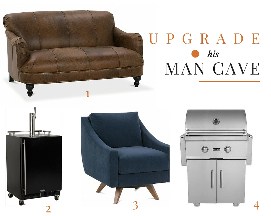 Upgrade His Man Cave
