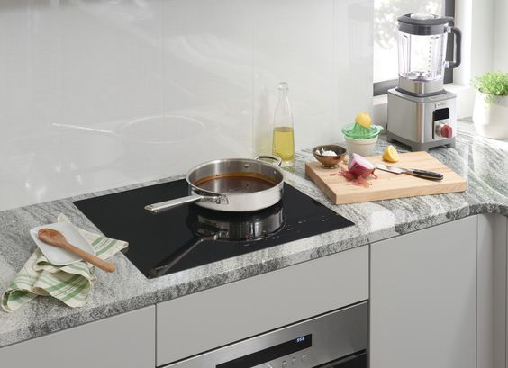 "Wolf 24"" induction cooktop"