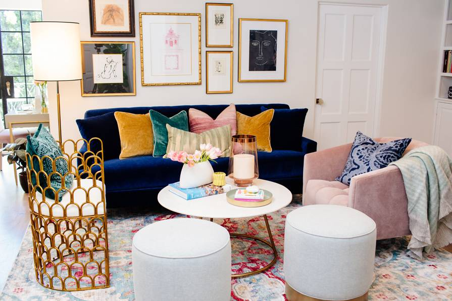 Tiffani Thiessen Rowe Furniture Makeover