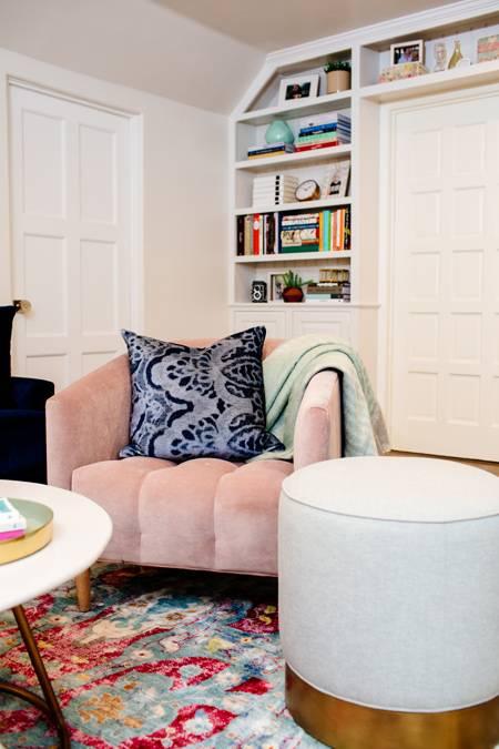 Tiffani Thiessen Rowe Fine Furniture Makeover