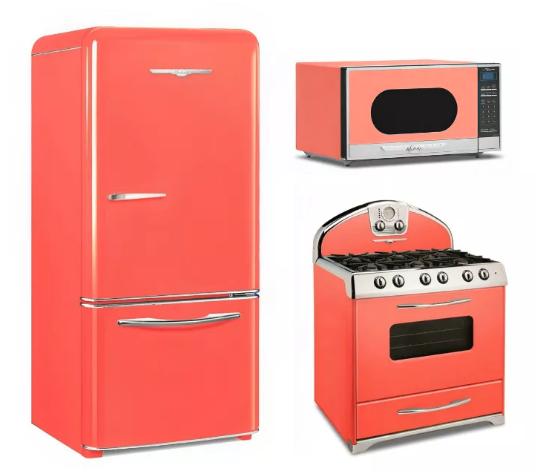 Living Coral Elmira Stoveworks, Northstar Appliances