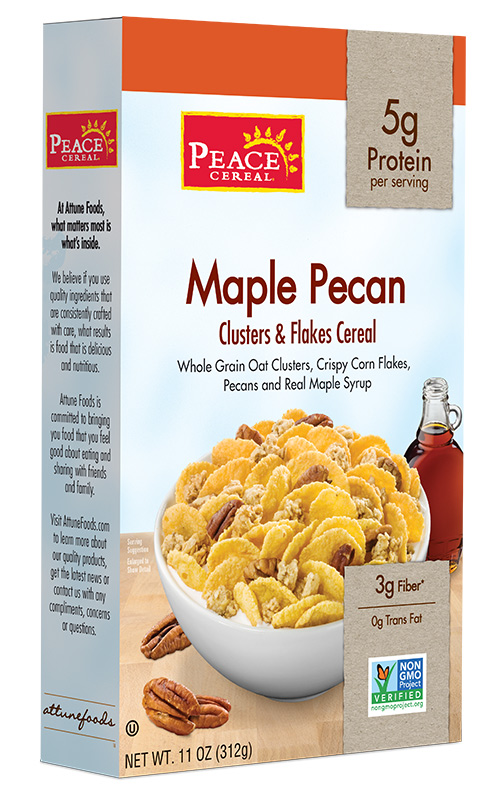 Maple Pecan (Cereal)