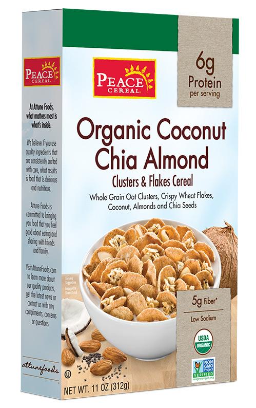 Coconut Chia Almond