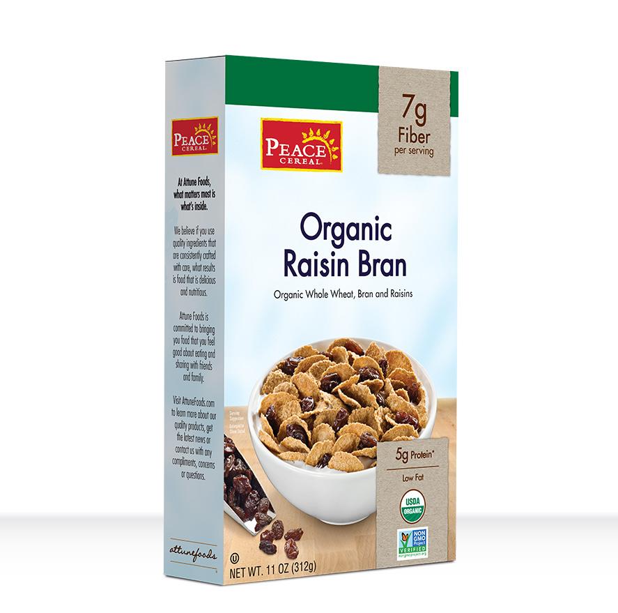 Organic Raisin Bran