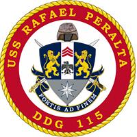 USS Rafael Peralta DDG 115