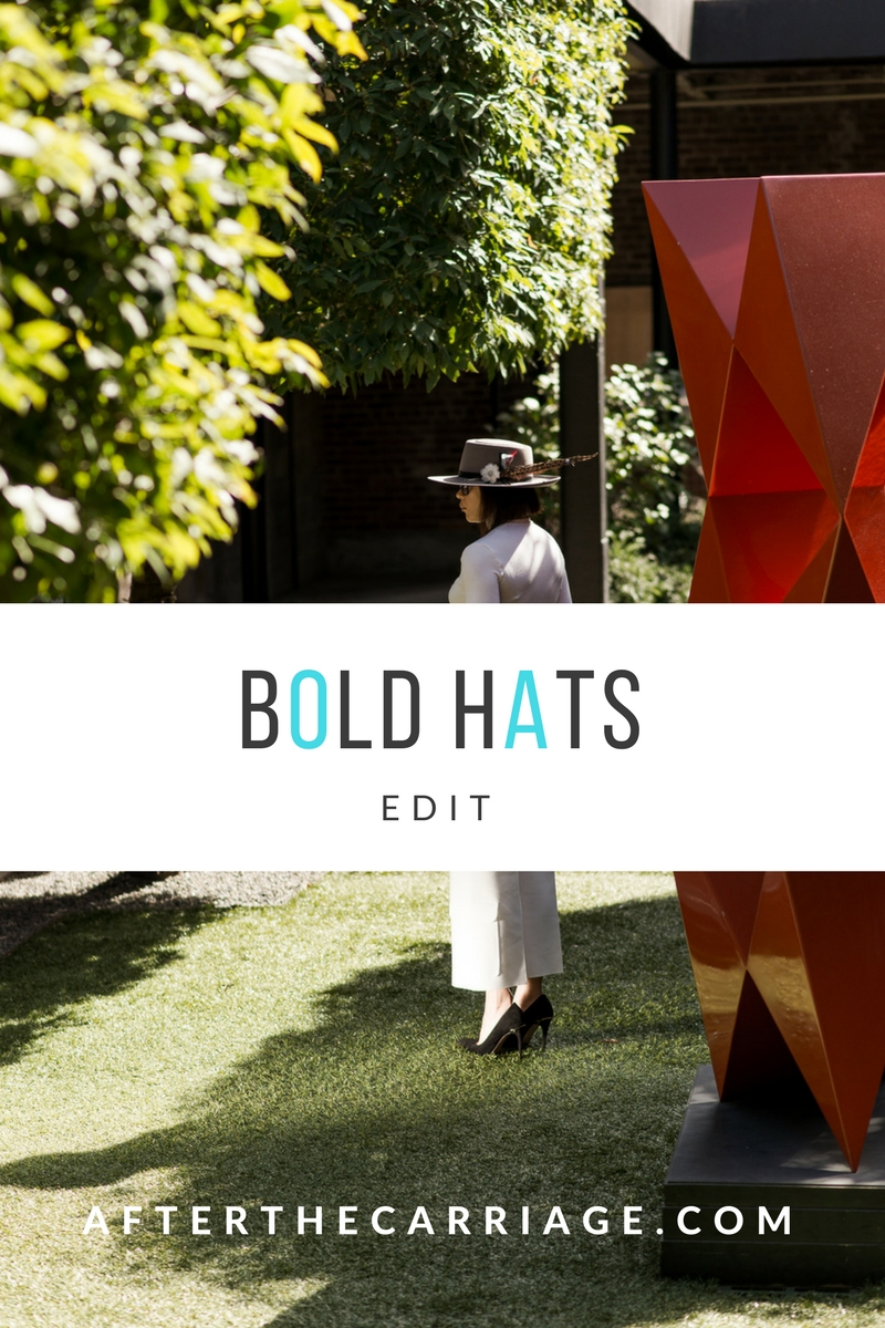 JoJo's Bold Hats Edit