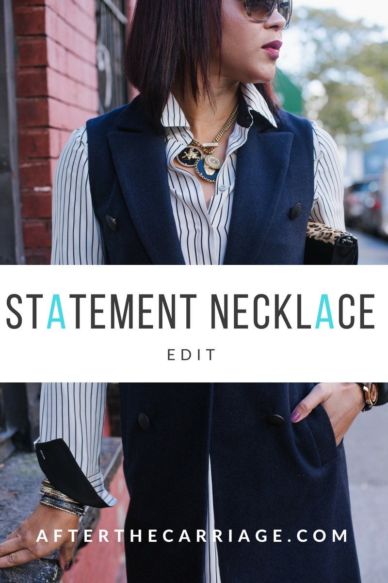 JoJo's Statement Necklace Edit for Every Budget