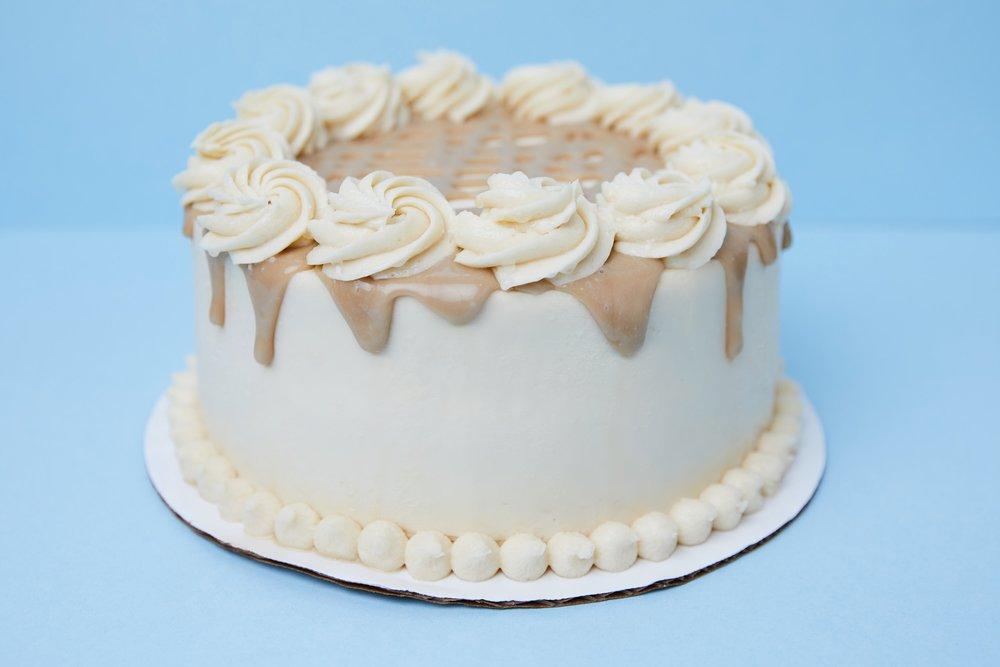 Paleo Caramel Cake REMIXED BAKERY