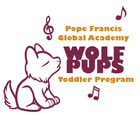 Wolf Pups is a weekly music and movement class which alternates between our two campuses every Tuesday morning.   SCHEDULE AND SIGN UP IS HERE!