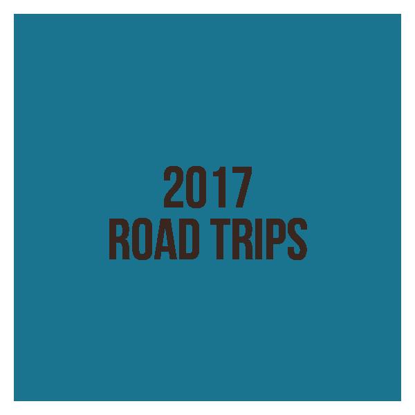 2017 Beer Yogi Road Trips