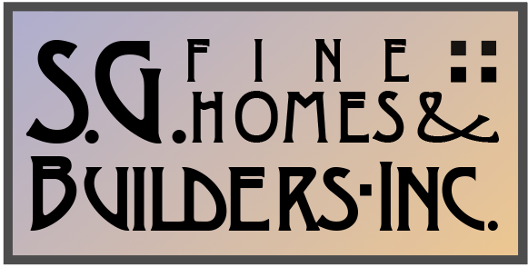 S.G. Fine Homes and Builders, Inc.