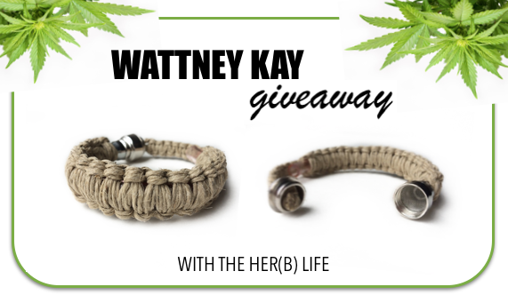 wattney kay pipe bracelet giveaway